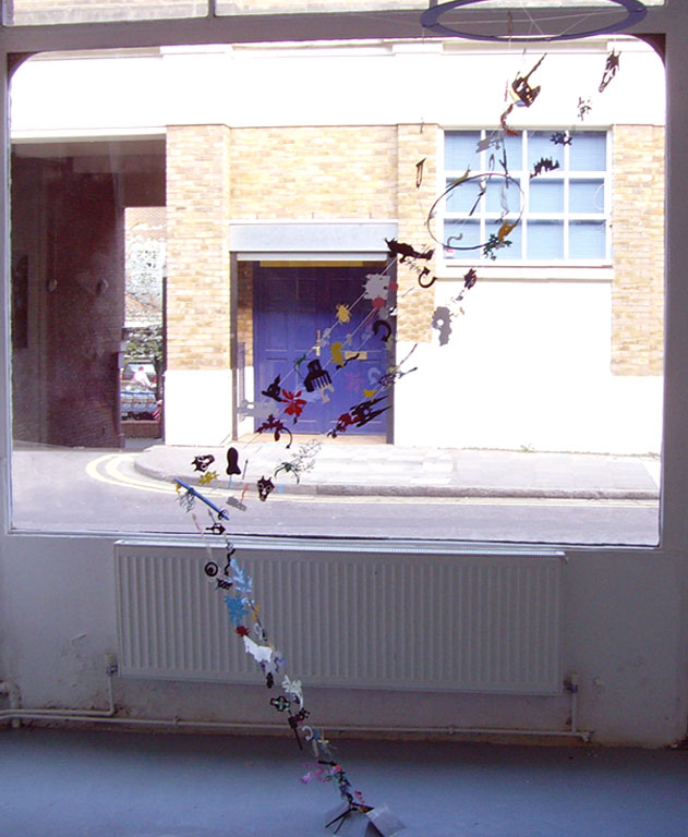 Procrastination, London, Noughty Nature, 2008